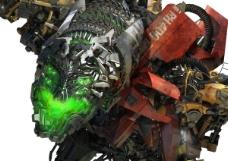 变形金刚2高精度原版海报:狂派霸天虎大力神Devastator