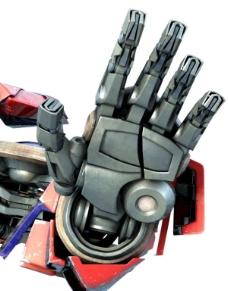 变形金刚2高精度原版海报:博派汽车人首领擎天柱OptimusPrime-4