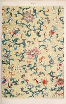 100张经典中国装饰纹样图案