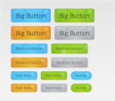 CSS3的动画泡沫按钮