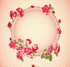 手繪玫瑰花圖片