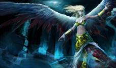 杀戮天使昔拉 莫甘娜