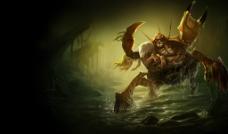 深渊巨蟹 厄加特