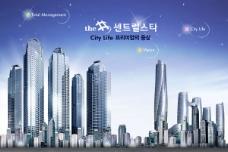 韩国房地产flash广告
