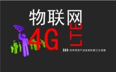 移动互联网4G宣传PPT模板