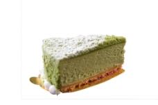 点心  小吃 抹茶慕斯 蛋糕