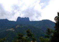 皇冠山图片