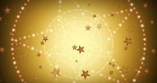 橙色大星星
