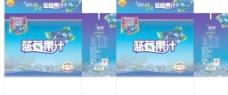 蓝莓果汁包装图片