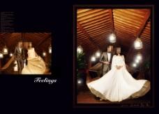 婚纱店灯箱