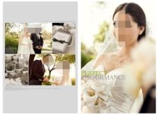 婚纱人物模板