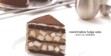 棉花糖蛋糕图片