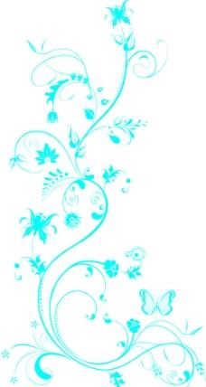 日本传统动物图案矢量素材图片_花边花纹_底纹边框_图
