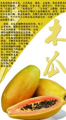 木瓜海報圖片