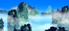 水系山水系列視頻