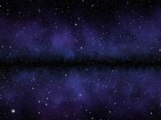 星空旋轉背景