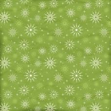 绿色碎花平铺图片
