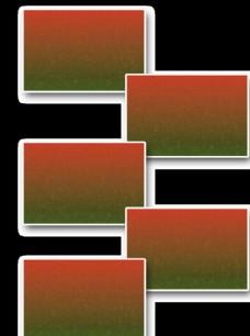 彩色 個性相框