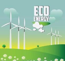 节能绿色能源环保减排图片