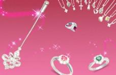 珠宝首饰广告图片
