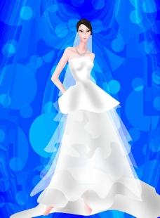 梦幻婚纱图片