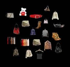 各类服装 PSD图片