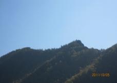 天然卧佛 五台山图片