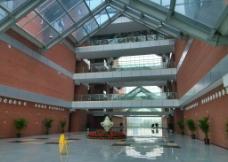 天津理工大学图书馆图片