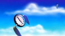 飞翔的时间背景