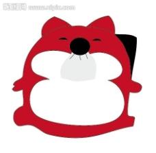 搜狐狐狸矢量图片