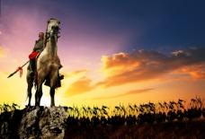 骑士分层图片