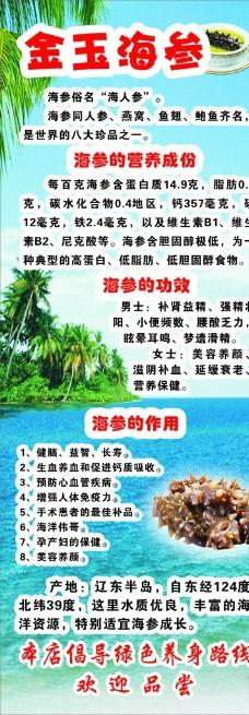 金玉海参图片