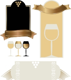 葡萄酒標簽圖片