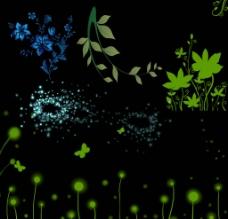 植物花纹集锦图片