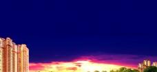 夕阳 地产