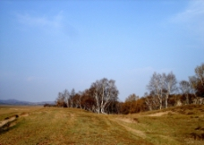 坝上草原风光图片